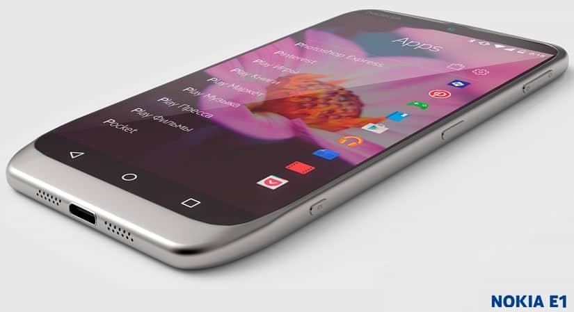 Nokia E1 Android 6.0 ile geliyor