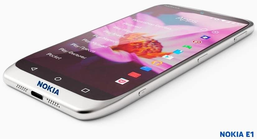 Nokia E1 and Lenovo Vibe X3