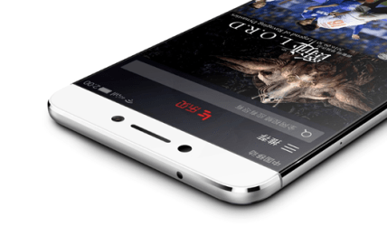 4K display smartphones