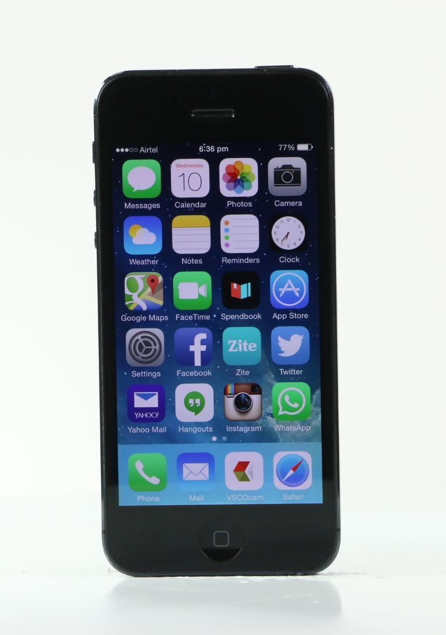 iPhone 5 16GB Degree View