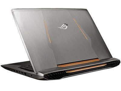 how to find gaming card in laptop for asus