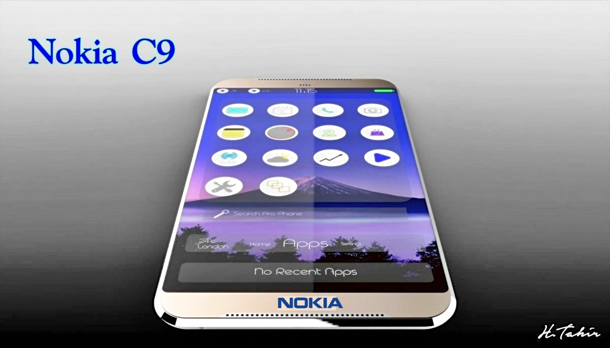 The Return of Nokia to Mobile Phones Would Be Big with The Nokia C9